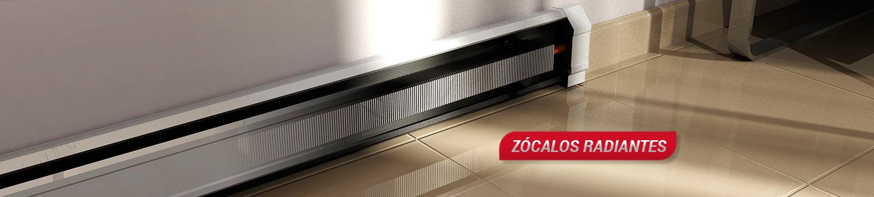 Microzoc calefacci n por agua con z calos radiantes - Mejor sistema de calefaccion electrica ...